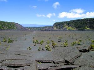 Kilauea Iki Crater floor