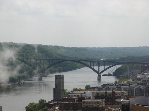 Mississippi River, St. Paul MN (aka gringita, 2007)