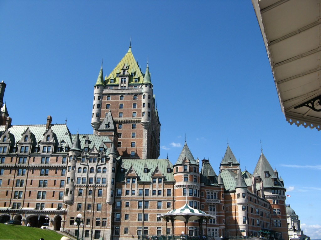 Quebec City, Canada (aka gringita, 2008)