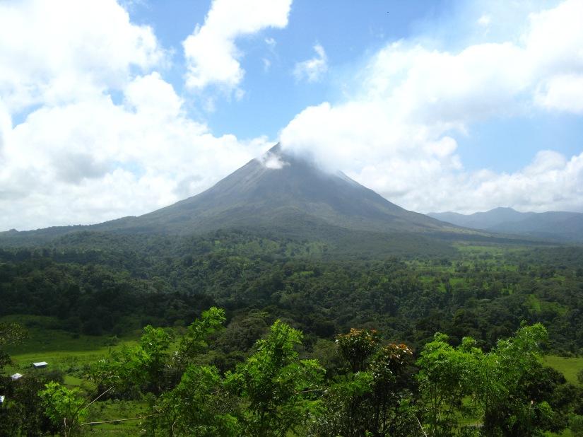 Arenal Volcano, Costa Rica (aka gringita, 2009)