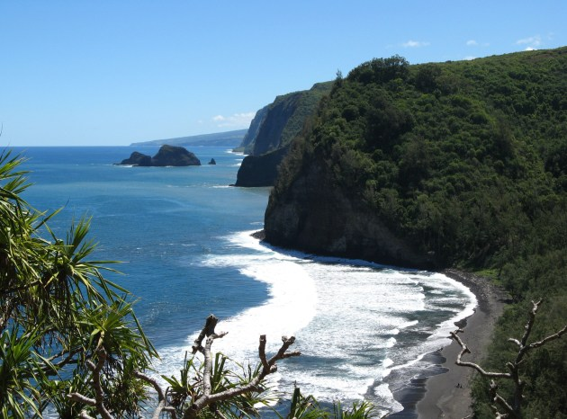 Pololu Lookout, Hawaii (aka gringita, 2010)