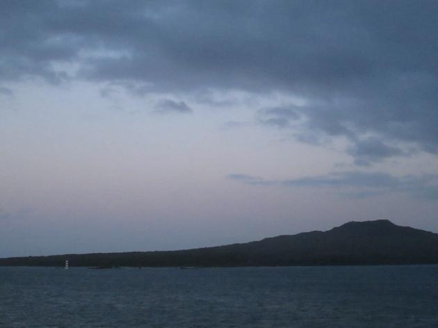 Sailing Away (2014, aka gringita)