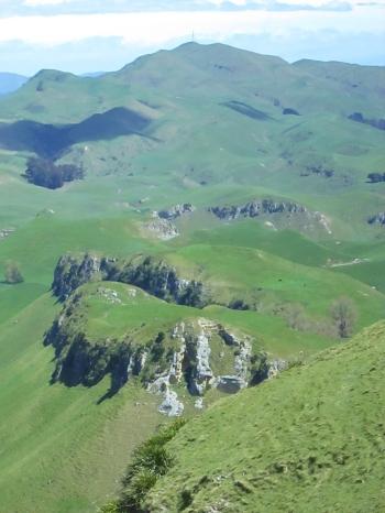 Views from Te Mata Peak (2014, aka gringita)