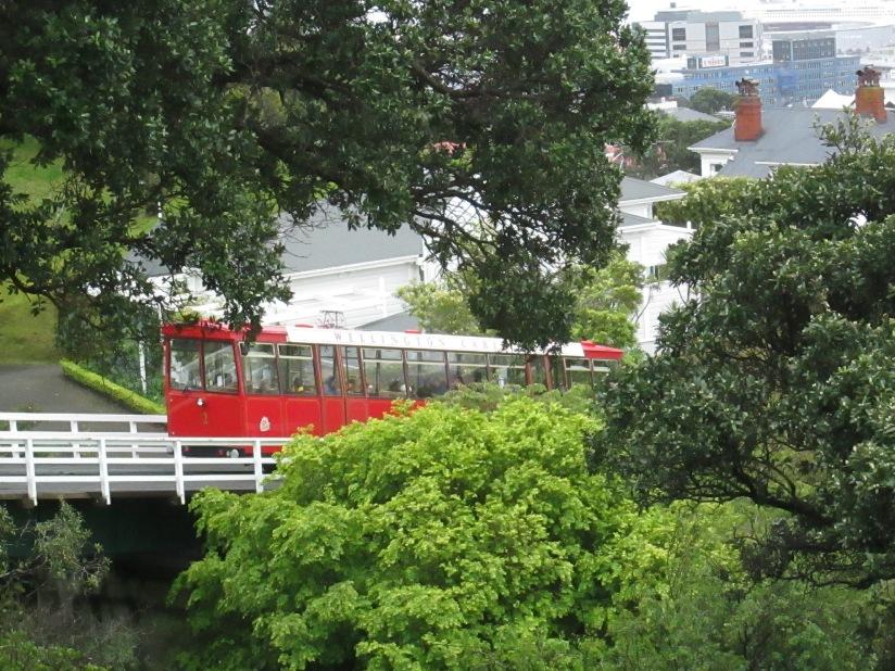 Cable Car, Wellington (2014, aka gringita)