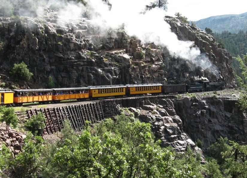 Durango-Silverton RR